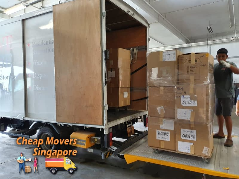 House Moving Service from Marine Parade Rd to Derbyshire Rd