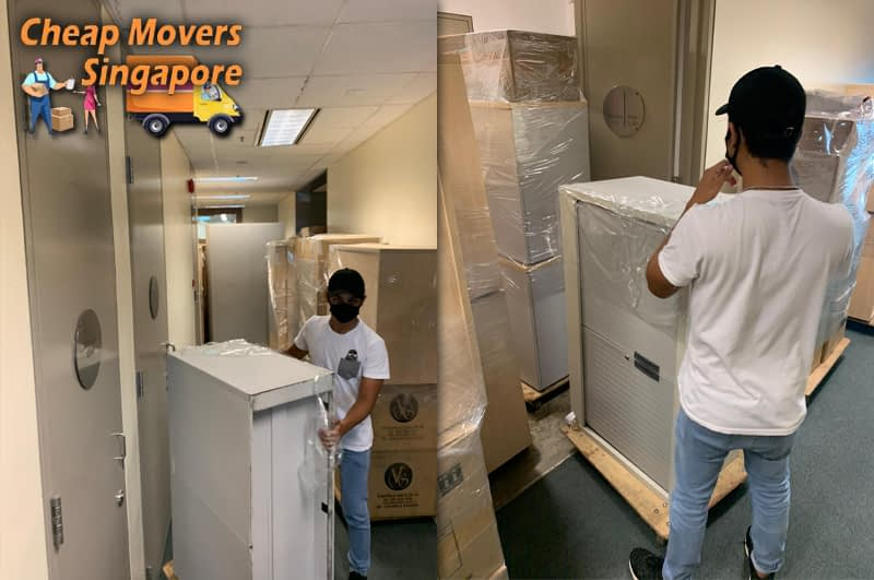 House Moving Service In Woodlands