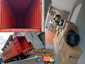 cheap mover singapore