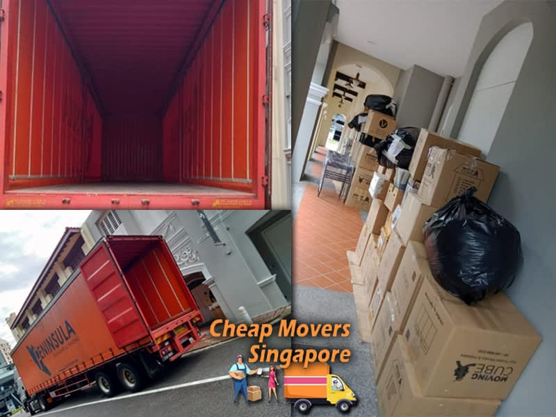 cheap mover singapore