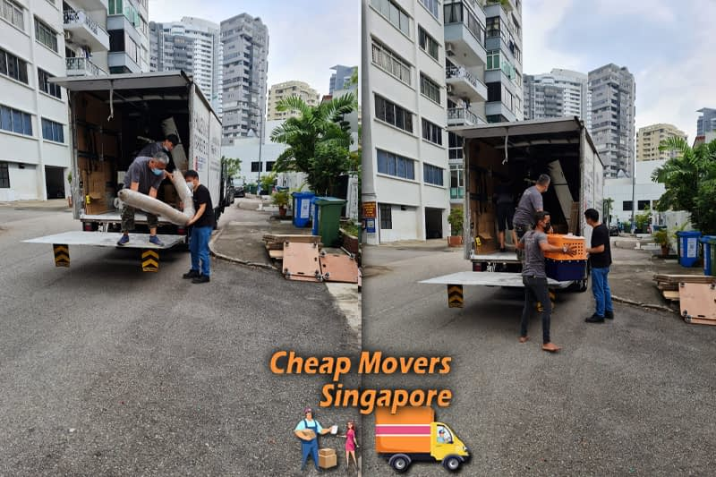 house moving companies