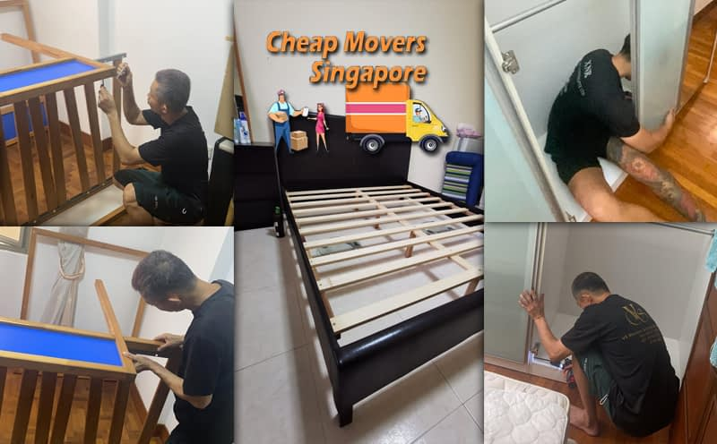 House Moving Service from Jalan Lempeng to Jervois Rd