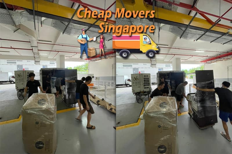 best movers singapore