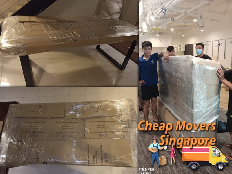 House Moving Service In Toa Payoh
