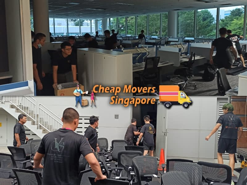 House Moving Service from River Valley to CBD