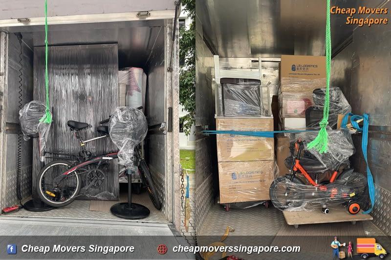 House Moving Service from Hougang to Sengkang