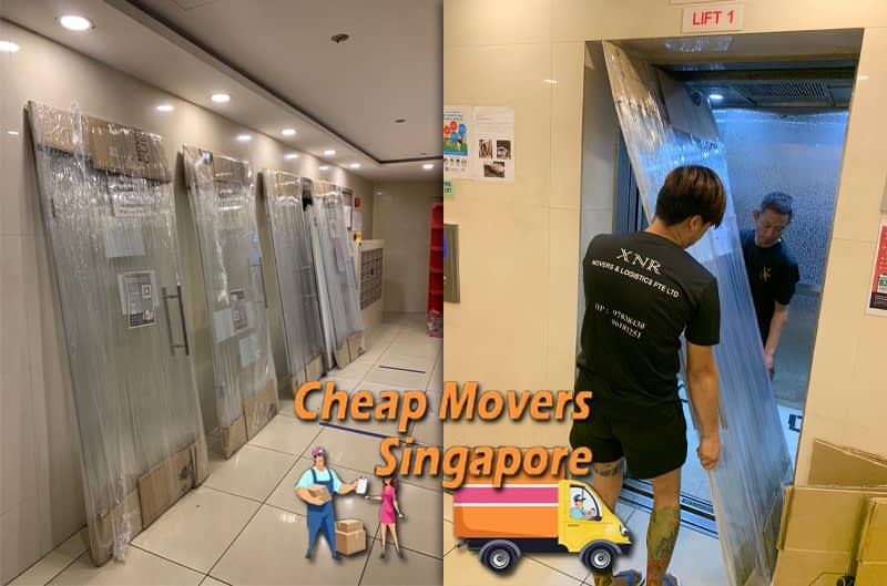 House Moving Service from Choa Chu Kang to Hume Avenue