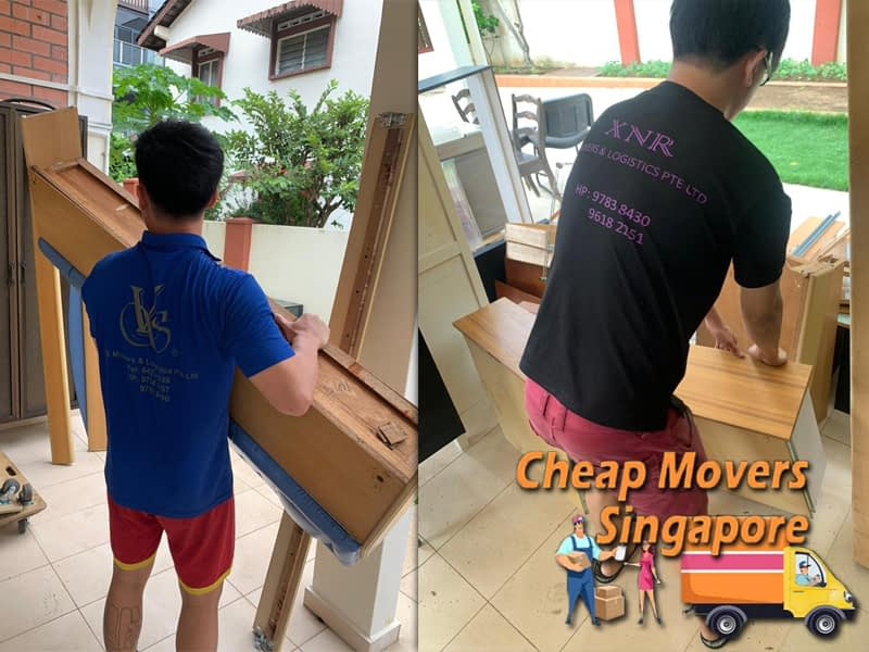 House Moving Service In Yio Chu Kang Area